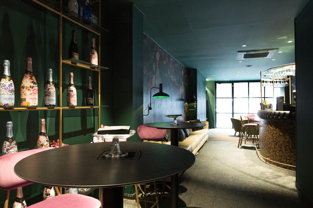 restaurant acces vista lounge - 鉄板焼 銀明翠 GINZAの予約方法